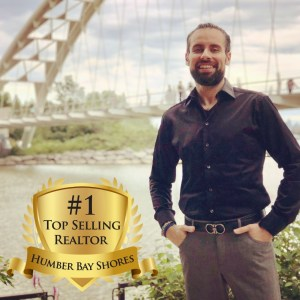 Luke Dalinda #1 Top Selling Realtor Humber Bay Shores