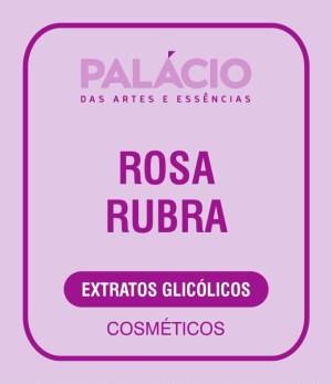 Extrato Glicólico Rosa Rubra