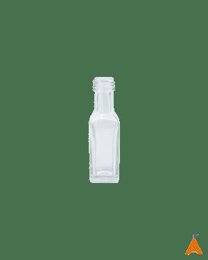 Frasco de Vidro Garrafa - 20 ml