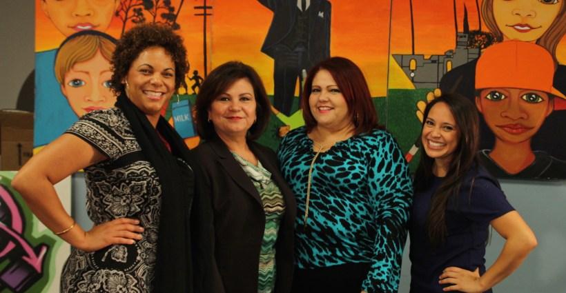 Latinas, Leadership