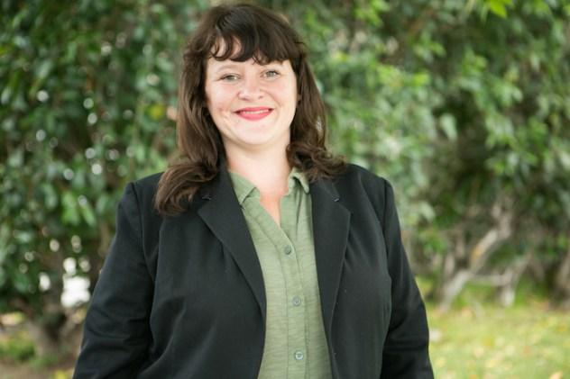 Candidate Jeannine Pearce