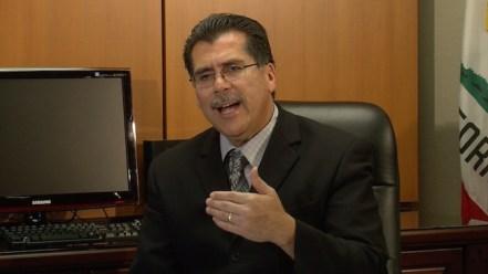 Police Chief Robert Luna