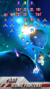 Galaga Wars Screenshot 2