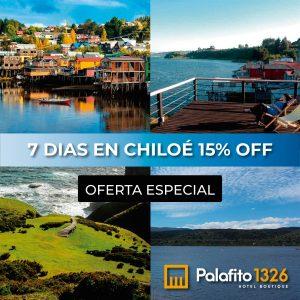 Oferta Especial Paquete Turístico Castro Cucao Chiloé Patagonia Chile Reserva de Hotel Lodge