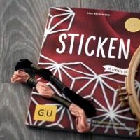 GU Kreativratgeber - Sticken, Stricken & Häkeln