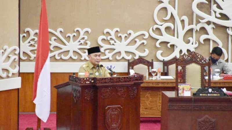 Gubernur Kalteng Apresiasi Kerja Sama Legislatif dan Eksekutif
