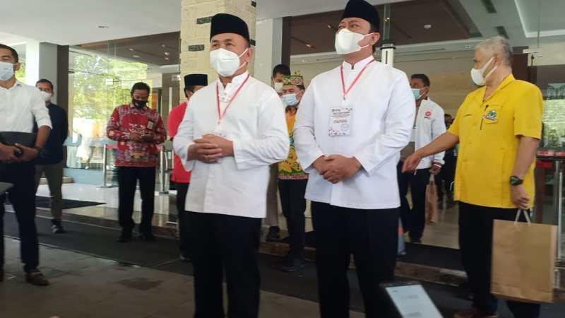 H. Sugianto Sabran dan H. Edy pratowo Ditetapkan Sebagai Gubernur dan Wakil Gubernur Terpilih Pada Pilkada Kalteng Tahun 2020