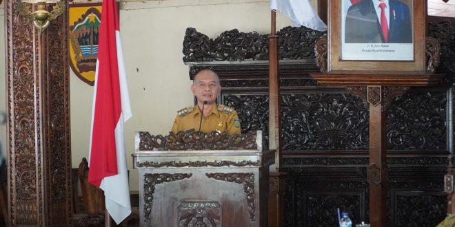 Bupati Jepara Buka Musrenbang RKPD Tahun 2022