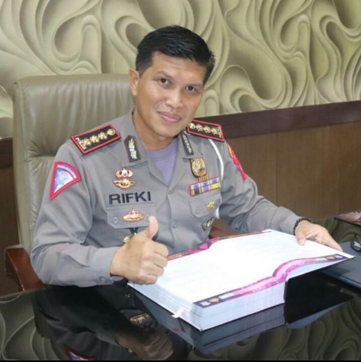 Kombes Pol. Rifki : Gelar Patroli Kejahatan Jalanan Dan Balap Liar