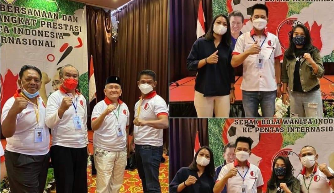 Deklarasikan GSWI, H. Nadalsyah Terpilih Jabat Ketua Umum