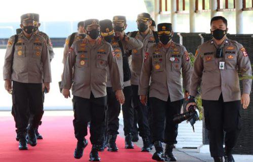 Pertama Kali Waka Polri Kunker Ke Polda  Kalimantan Tengah