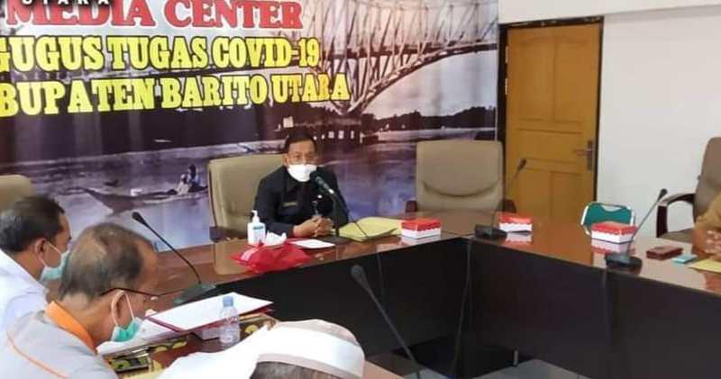 Sekretaris Daerah Sambut Baik Laporan Keuangan Perusda