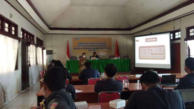 Humas Kominfo Kalteng, Sebagai Nara Sumber Edukasi Kehumasan