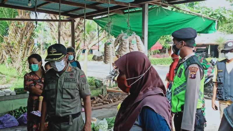 Satgas Penanganan Covid-19 Kota Palangka Raya Gelar Operasi Yustisi dan Razia Masker