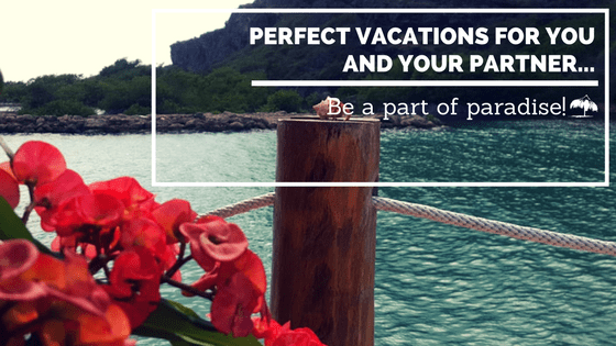 Perfect vacations for you and your partner