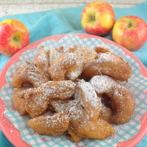 Appelflappen (Dutch Apple Fries)