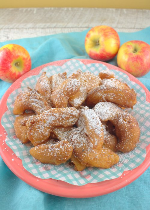 Appelflappen (Dutch Apple Fries)