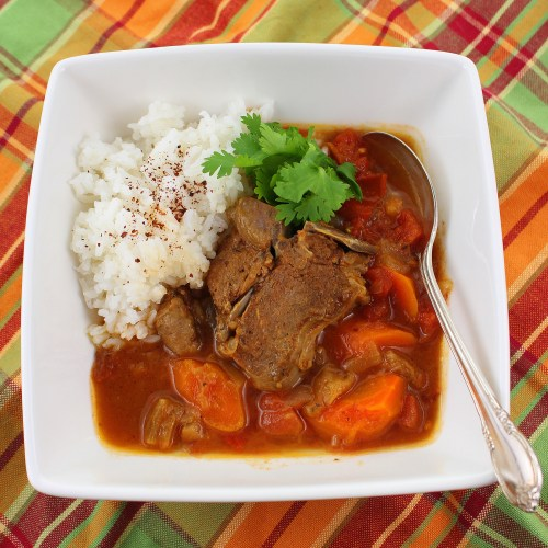 Lamb and Vegetable Soup