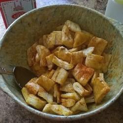 Seasoning Croutons
