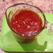 Hawaiian Style BBQ Sauce
