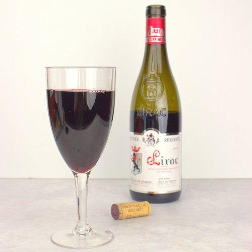 2012 Chateau de Segries Lirac Rouge Cuvee Reservee