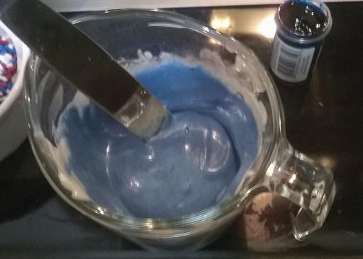 Blue CHocolate