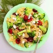 Christmas Pasta Salad