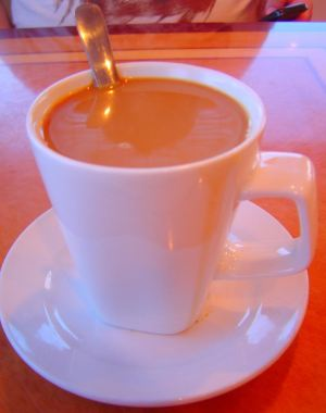 vietnamese hot coffee
