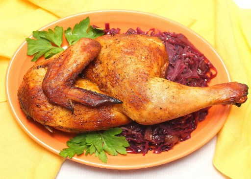Oktoberfest Grilled Chicken