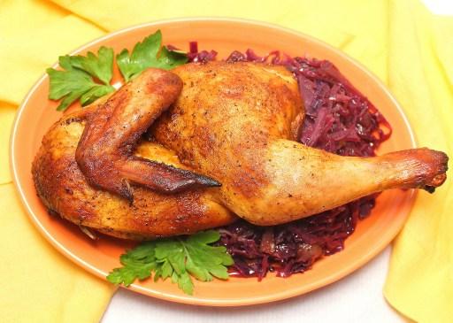 Oktoberfest Grilled Chicken