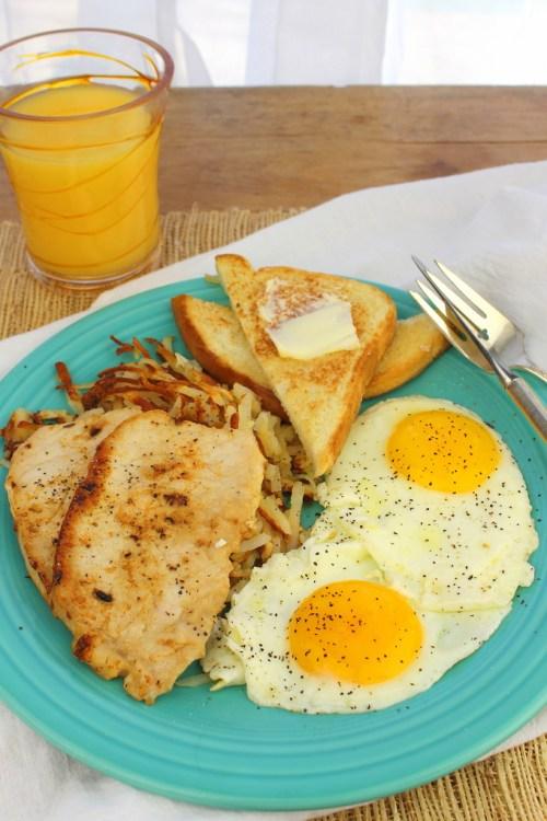 Breakfast Chops