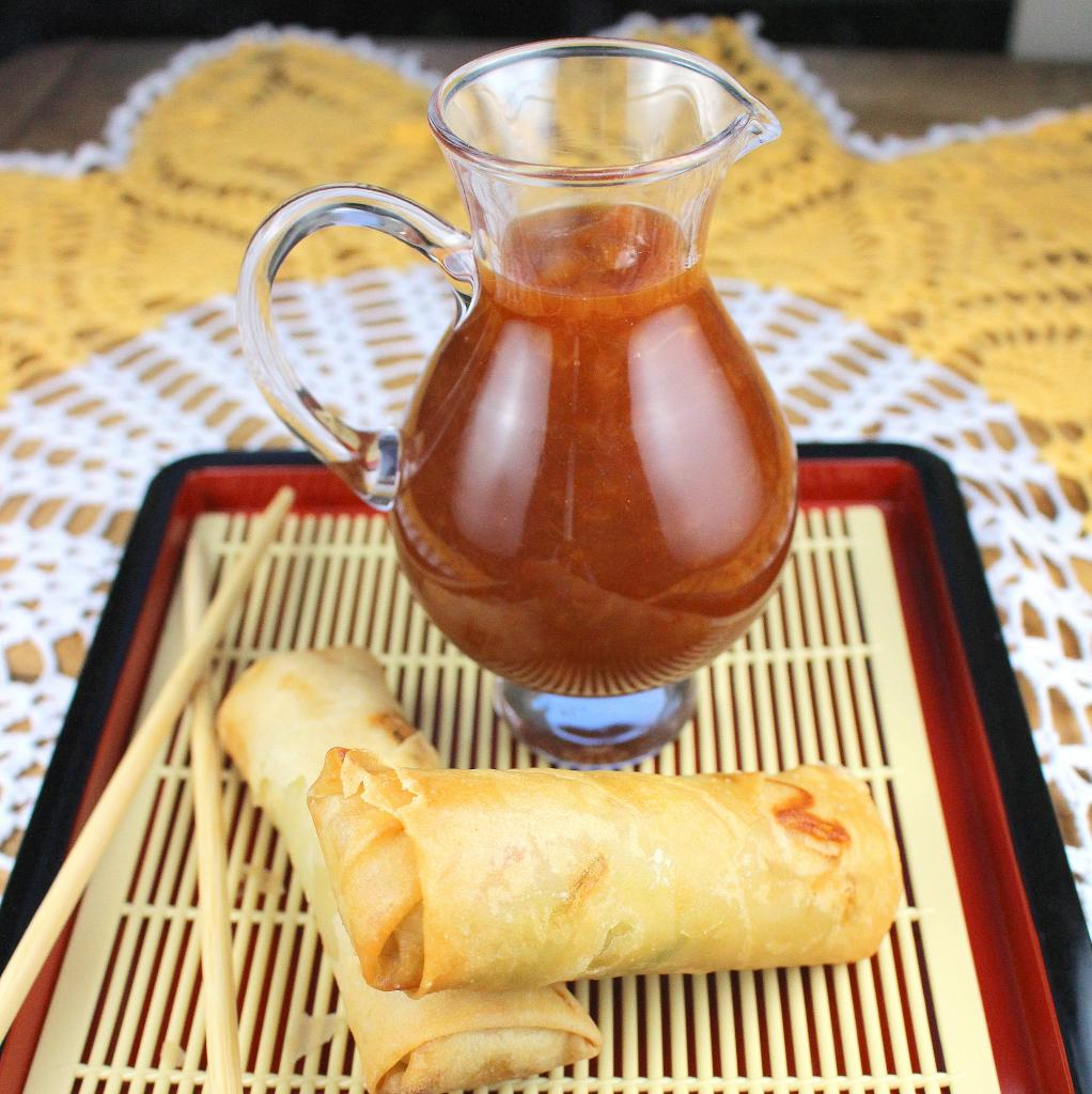 Sweet and Sour Dipping Sauce