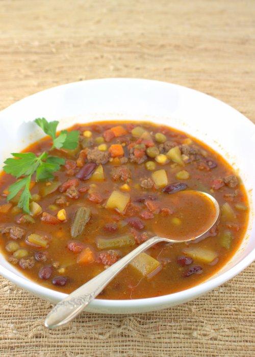 Chuckwagon Soup (Chili Vegetable)