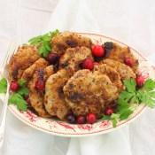 Cranberry-Sage Breakfast Sausage