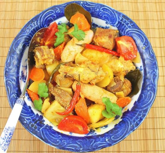 Curry Debal
