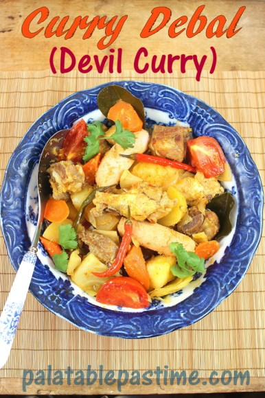Curry Debal for #SundaySupper