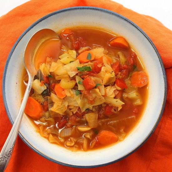 Detox Diet Soup