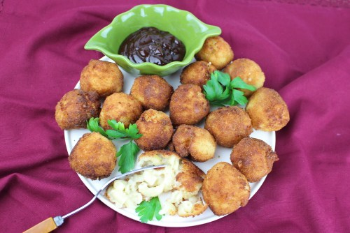 Fried Macaroni and Cheese
