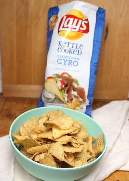 Greektown Gyro Chips