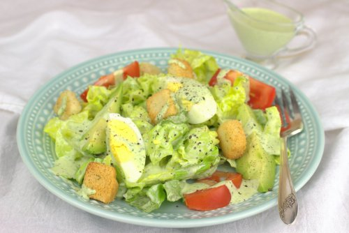Green Goddess Bibb Salad