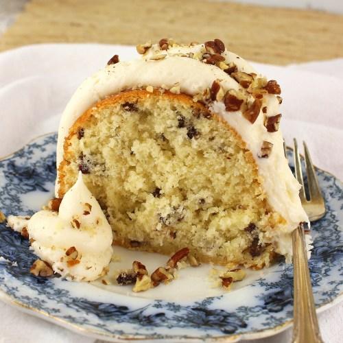 Italian Cream Bundt Cake