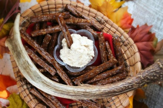Sauerkraut Dip with Bacon and Garlic