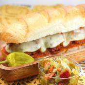 Stuffocation Meatball Sandwiches