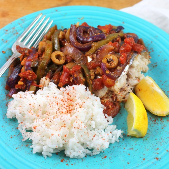 Veracruz Fish