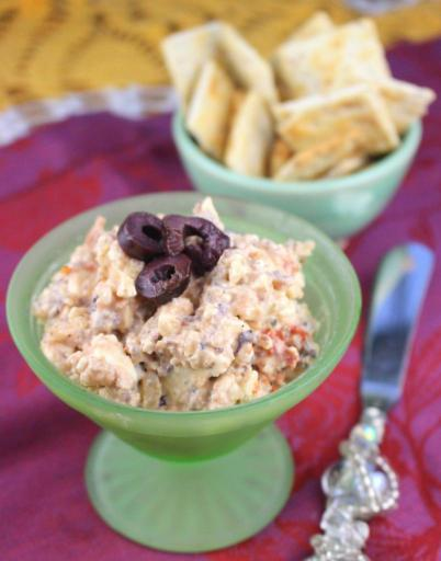 Greek Feta Cheese Spread