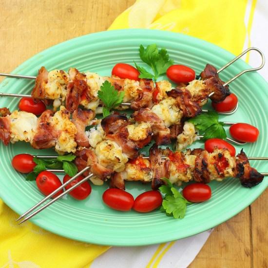 Lobster Spiedini
