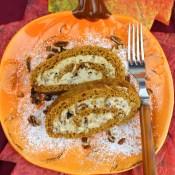 Amish Pumpkin Roll