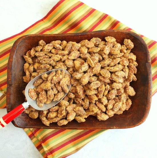 Bavarian Sugared Almonds