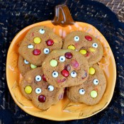Eerie Eyeball Cookies