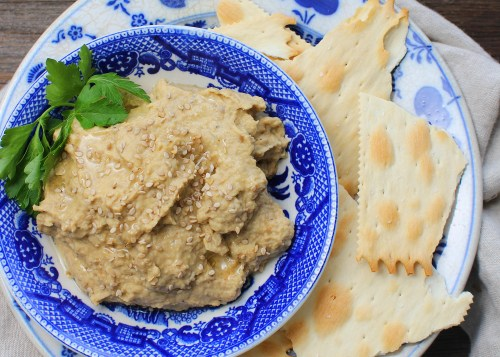 Light Baba Ganoush